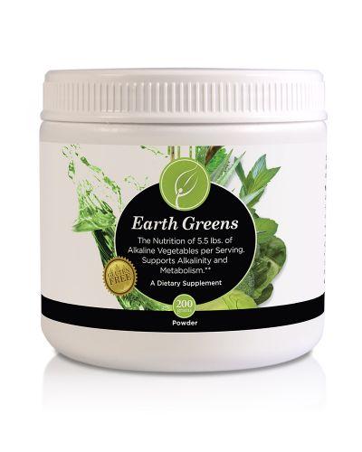 Earth Greens Poeder